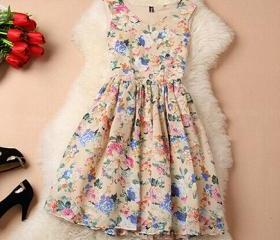 Chiffon Sexy Dress A..